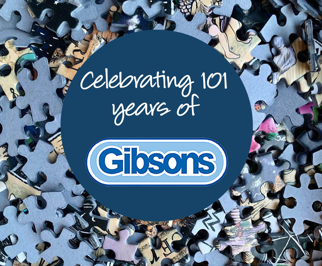Celebrating 101 Years of Gibsons