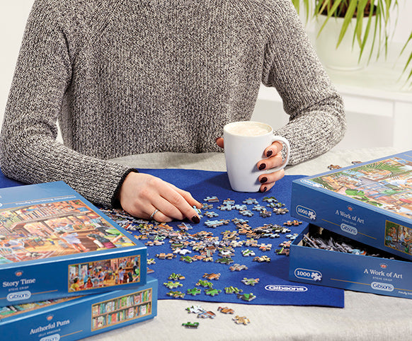 World Mental Health Awareness Day - How Jigsaw Puzzles can improve your Mental Health