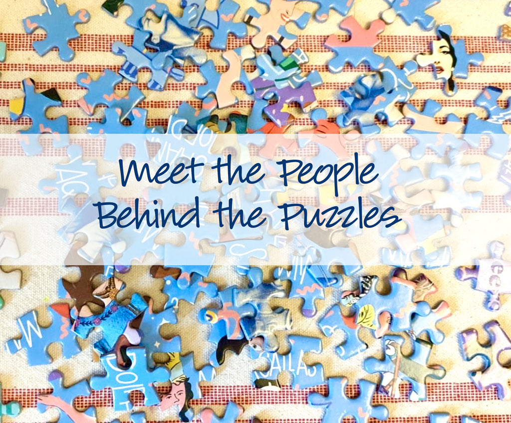 Meet Amanda - The People Behind the Puzzles