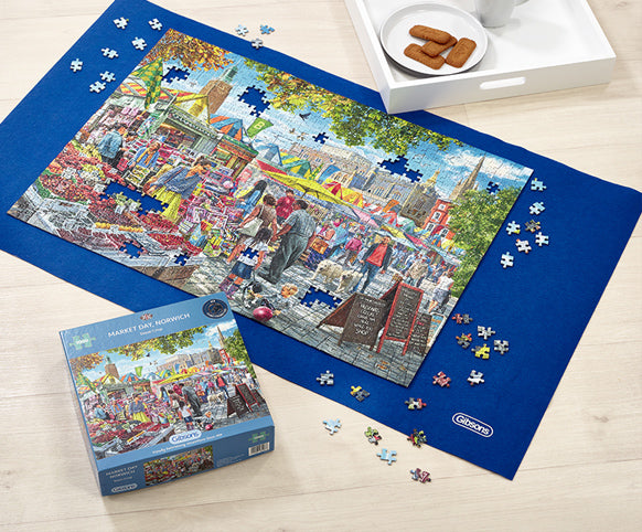 The Mental Health Benefits of Jigsaw Puzzles