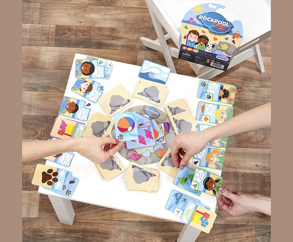 Gibsons launch brand new family game, Rockpool