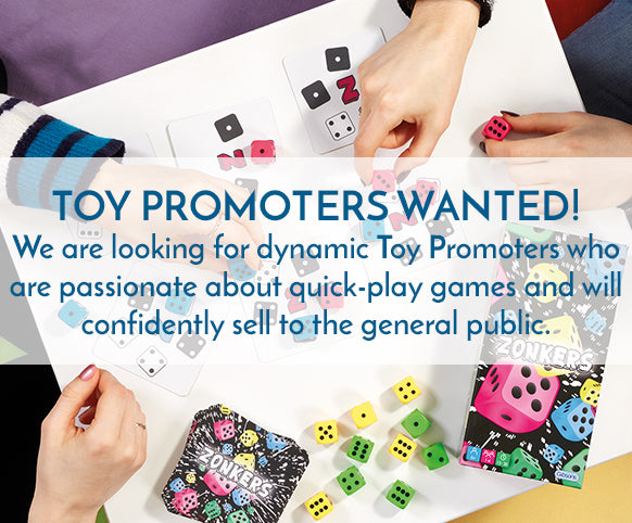 Job Opportunity - Instore Toy Promoter