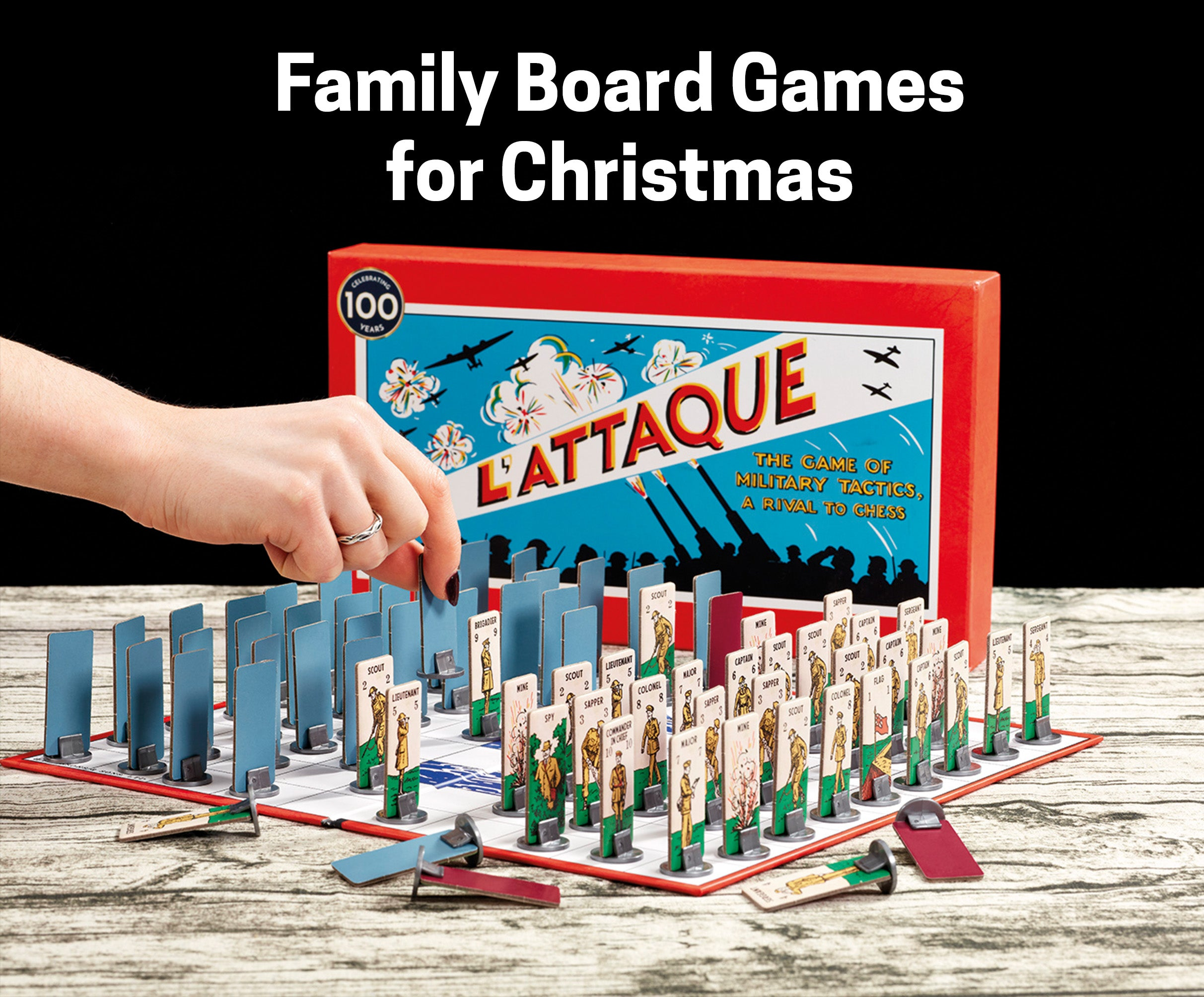 Our Family Board Games