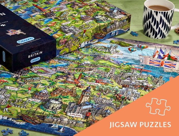 board game jigsaw puzzle
