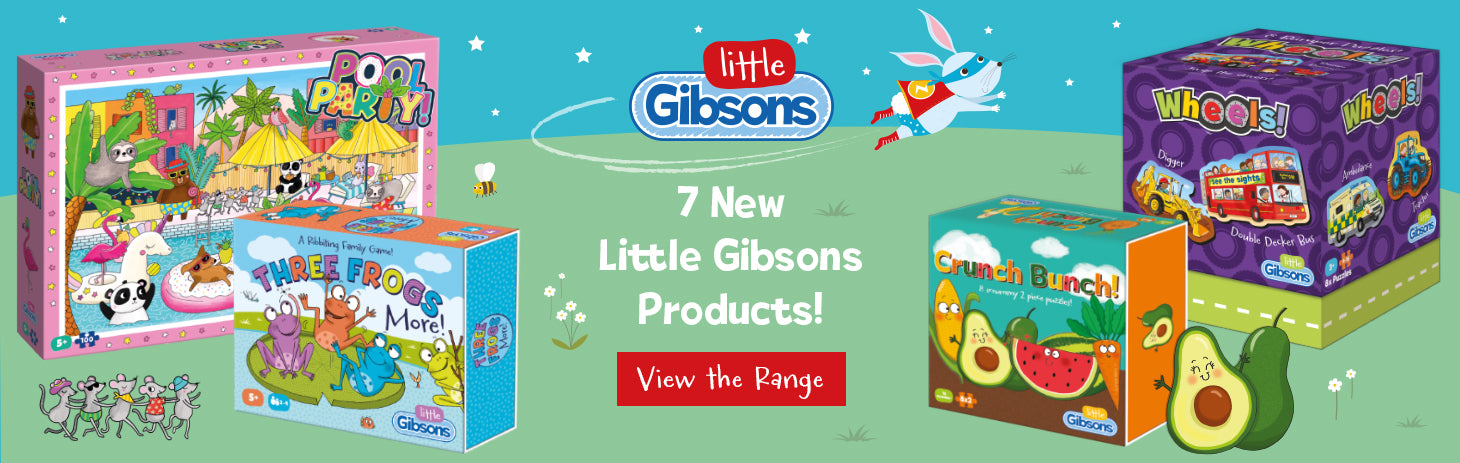 Gibsons Jigsaw Puzzles – Gibsons Games