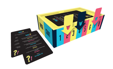 out of order new quirky card game