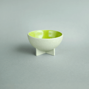 The Ware Innovations Bowl Lime Green / 110x110x62mm Fullstop