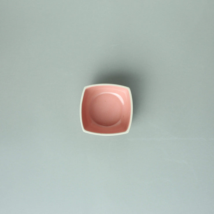 The Ware Innovations Bowl Pink / 100x100x60 Square Bowl