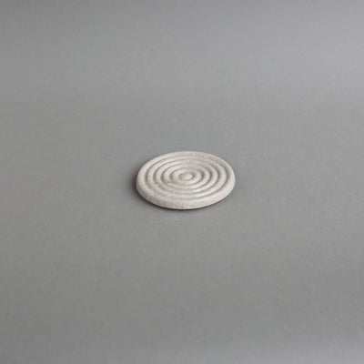 The Ware Innovations Coaster Grey / 114x13mm Pulse Coaster