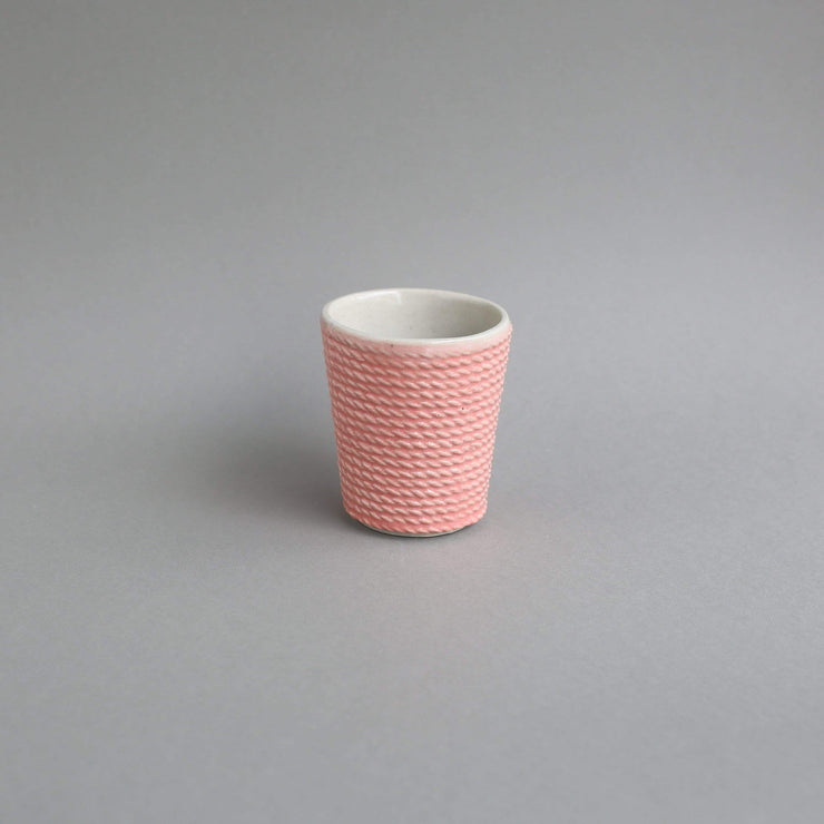The Ware Innovations Cup Pink / 80x80x95mm Dori Cup