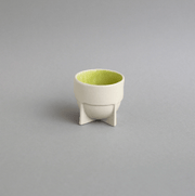 The Ware Innovations Cup Lime Green / 80x80x71mm Fin Cup
