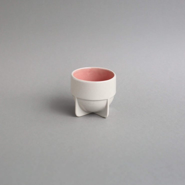 The Ware Innovations Cup Pink / 80x80x71mm Fin Cup