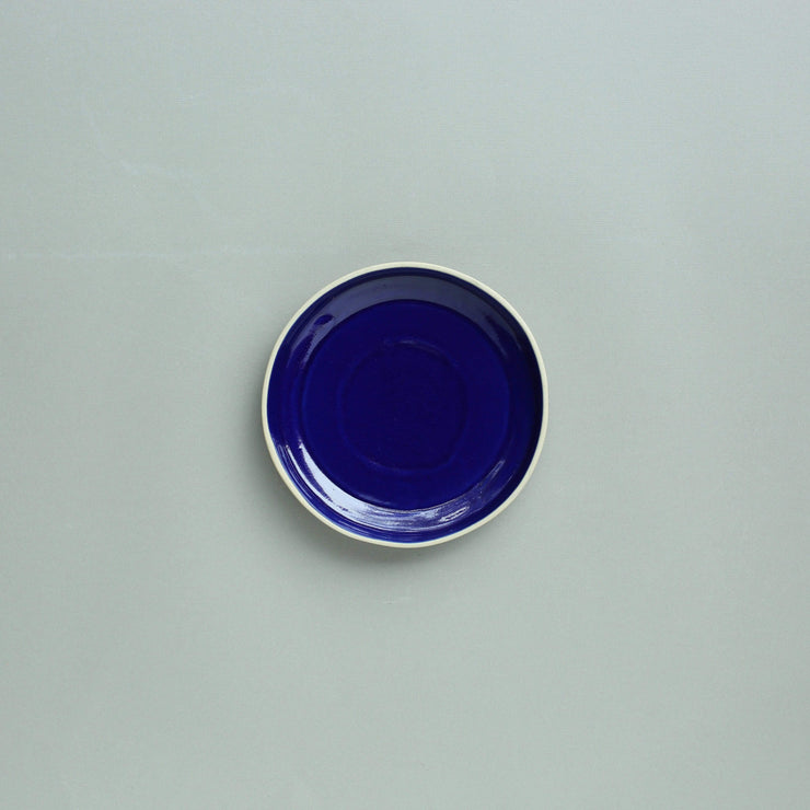 The Ware Innovations Plate Deep Blue / 175x175x27 Sola Plate