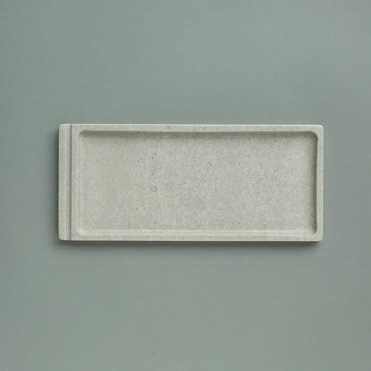 The Ware Innovations Platter Grey / 340x150x15mm Zen Palette