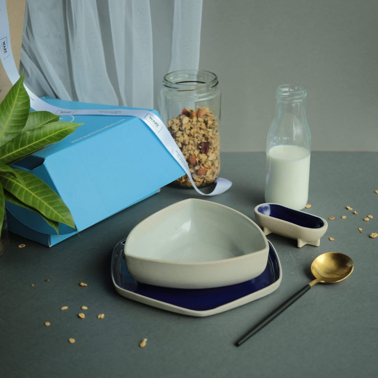 Ware Innovations Individual Sets Serious Cereal Love