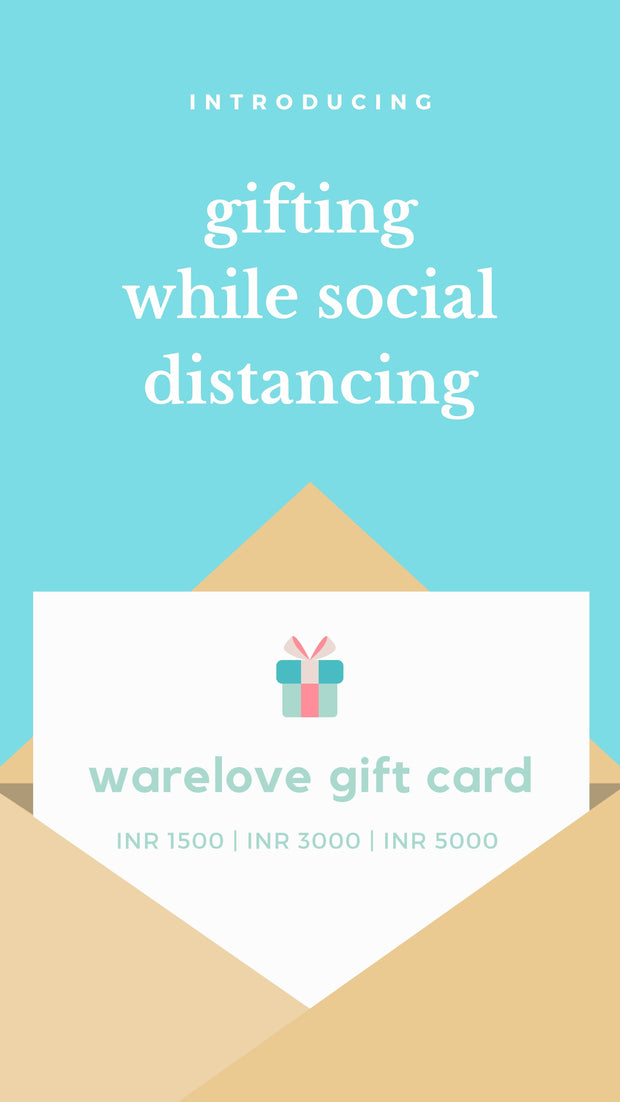 Ware Innovations Mumbai Gift Card Ware Innovations Gift Card