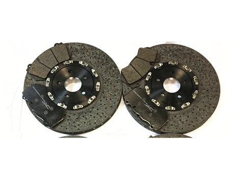 ARD 100002R CCM Rear Brake Upgrade NISSAN R35 GT-R