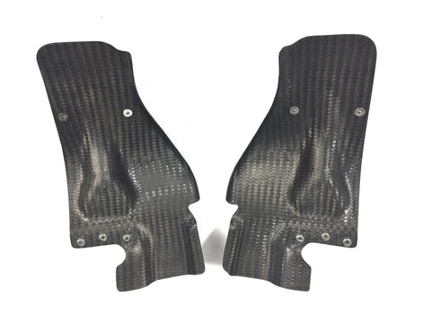 ARD 100005COOL Dry carbon competition brake cooling kit (front and rear) NISSAN GT-R R35