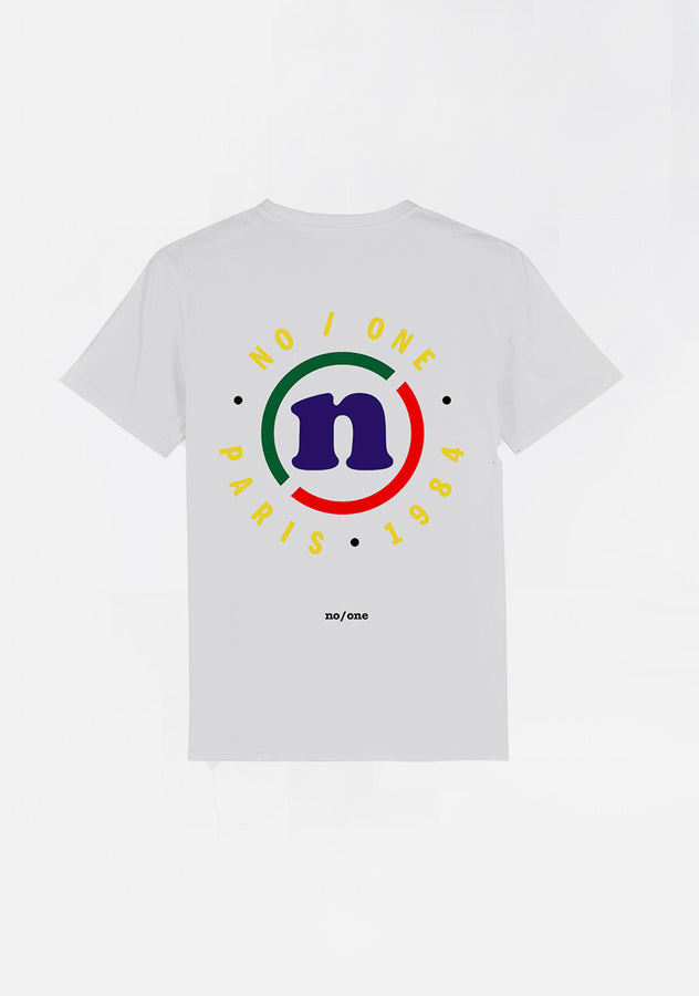 "T-SHIRT ""BIG NO/ONE"" - NO/ONE Paris"