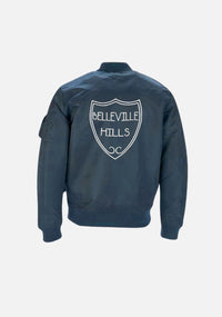 "BOMBERS ""BELLEVILLE HILLS"" - NO/ONE Paris"