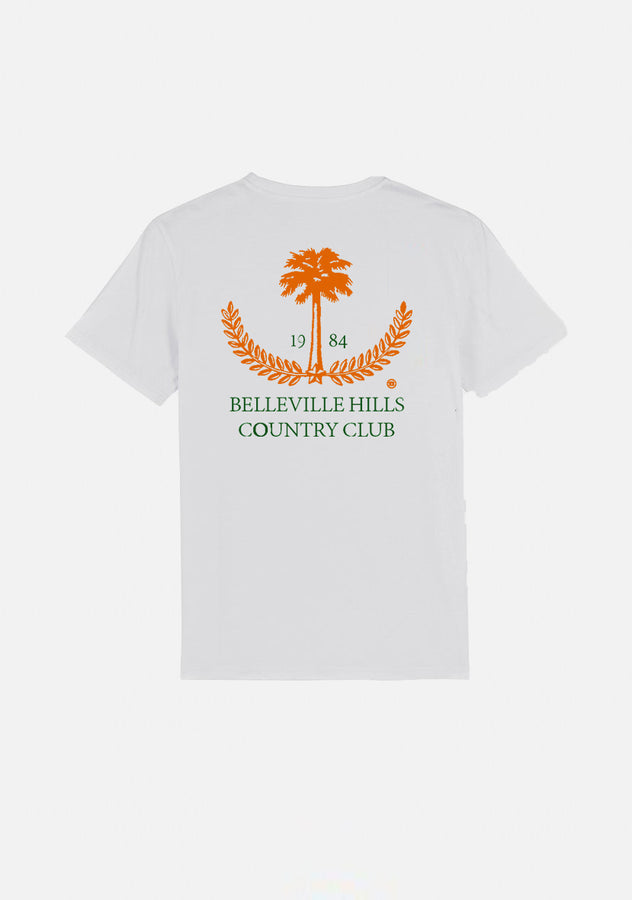 "T-SHIRT ""COUNTRY CLUB"" - NO/ONE Paris"