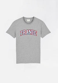 "T-SHIRT ""FRANCE"" - NO/ONE Paris"