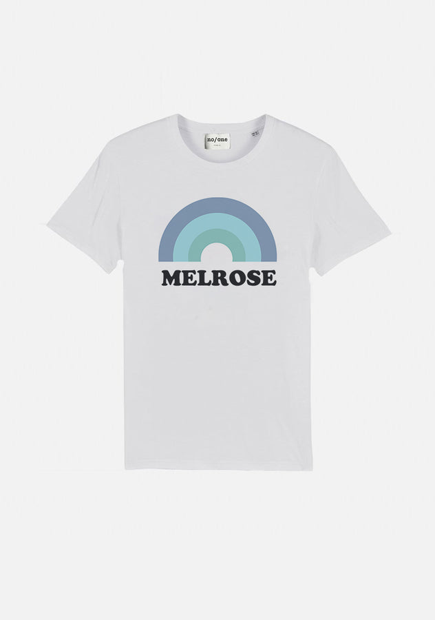 "T-SHIRT ""MELROSE"" - NO/ONE Paris"