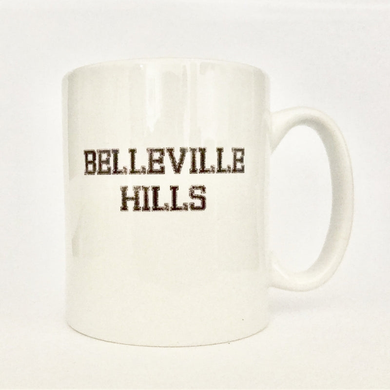"MUG ""BELLEVILLE HILLS"" - NO/ONE Paris"