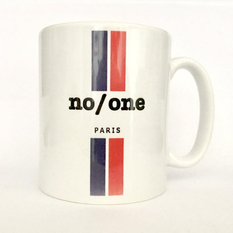 "MUG ""NO/ONE PARIS"" - NO/ONE Paris"
