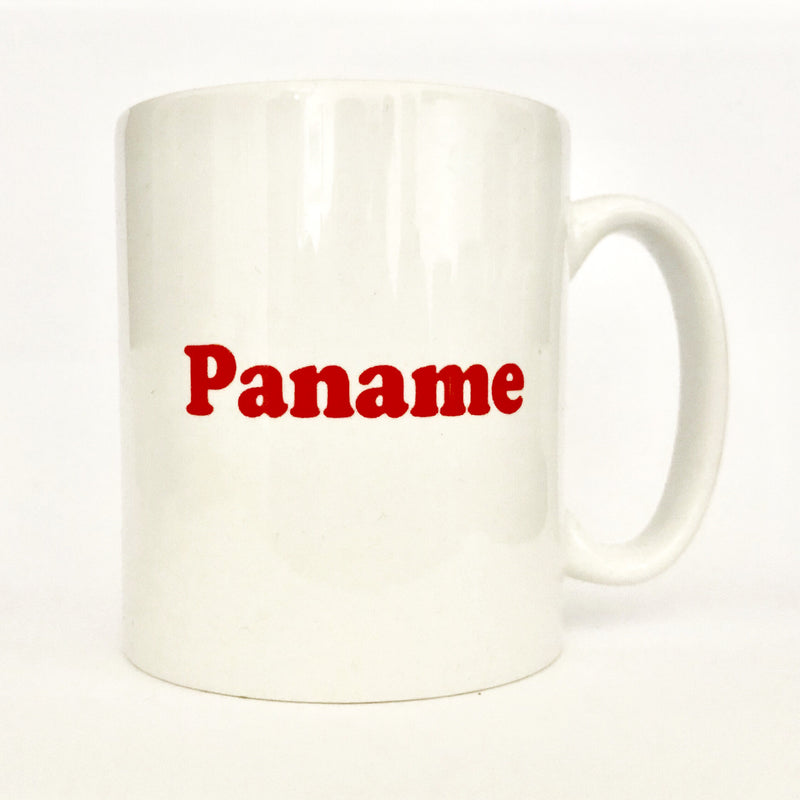 "MUG ""PANAME"" - NO/ONE Paris"