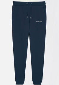 "JOGGING ""THE CAPITAL"" NAVY - NO/ONE Paris"