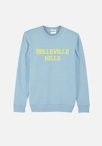 "SWEAT ""BELLEVILLE HILLS"" TYPO"