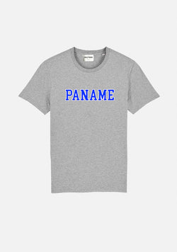 "T-SHIRT ""PANAME"" COLLEGE - NO/ONE Paris"