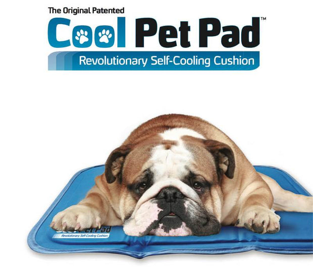Cool Pet Pad by The Green Pet Shop