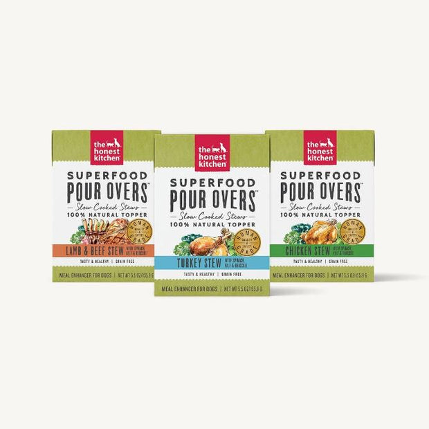 Superfood Pour Overs - Variety Pack
