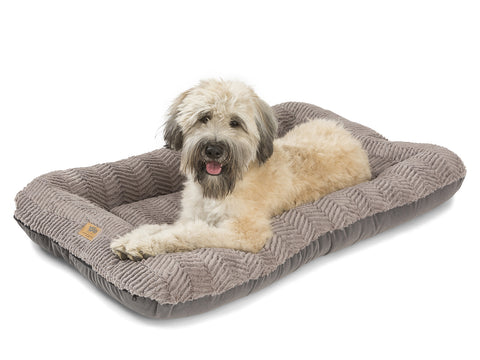 Heyday Microsuede Dog Bed by West Paw Design
