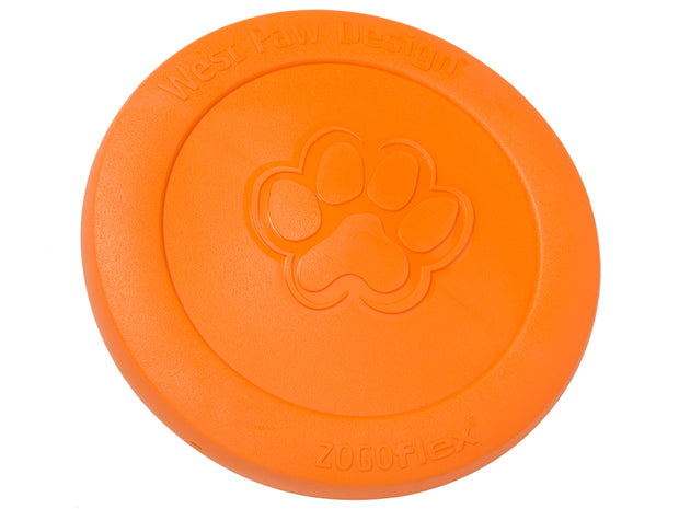 Zisc Flying Disc Dog Toy by West Paw Design