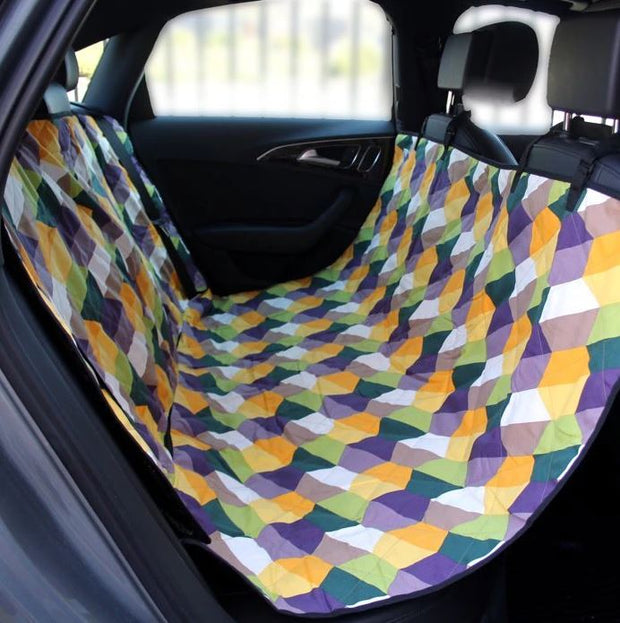 3-in-1 Dog Car Seat Covers by Molly Mutt