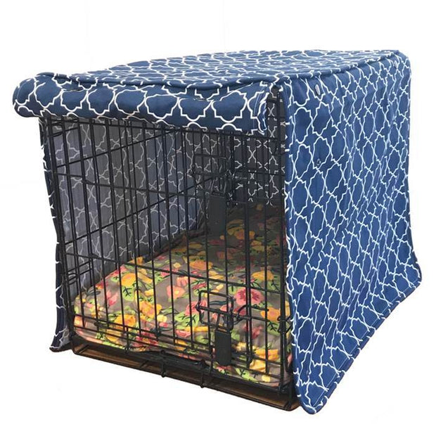 Dog Crate Covers by Molly Mutt