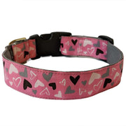 Emma Bamboo Dog Collar by Molly Mutt