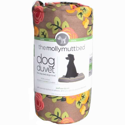 Time After Time Dog Duvet by Molly Mutt