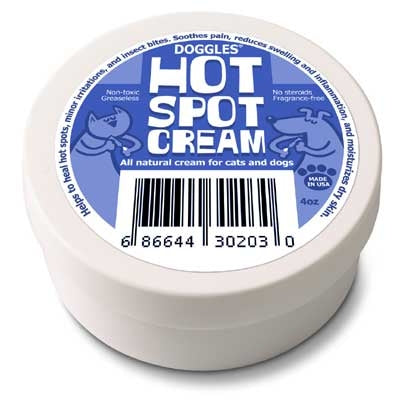 Pet Hot Spot Cream by Doggles
