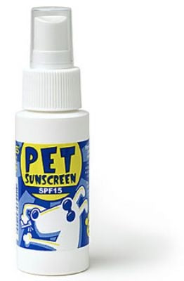 Pet Sunscreen SPF 15 by Doggles