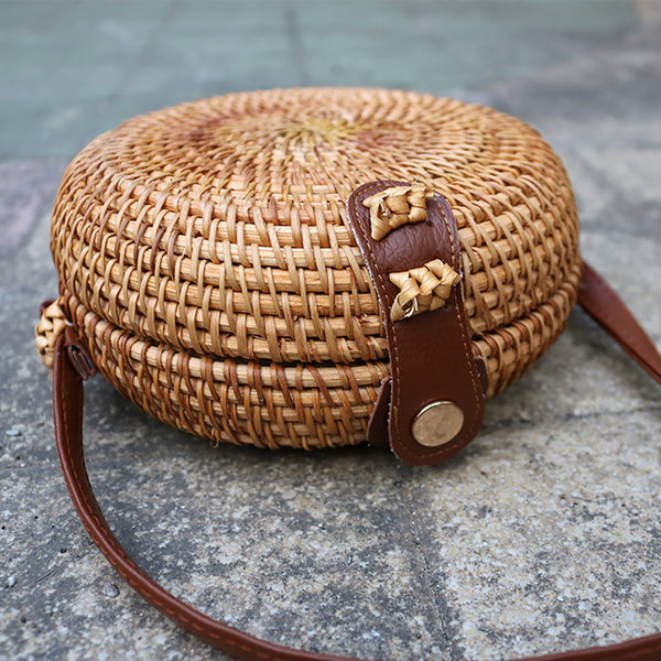 Handmade Exotic Style Collection Single Shoulder Bag