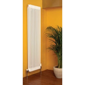 Apollo Roma Vertical 2 Column Radiators 1800mm x 200mm