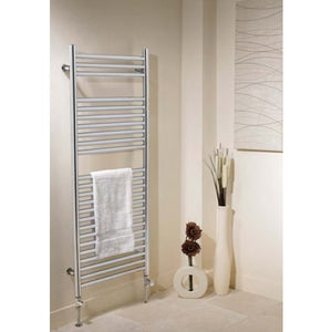 Apollo venezia 1200mm x 500mm contemporary towel rail CCM5W1200