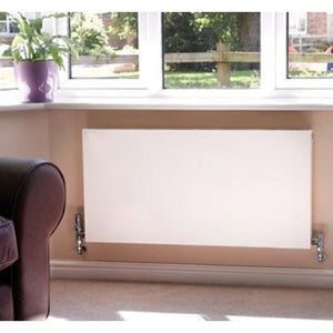 Apollo Milano 900 x 500mm Horizontal plan Radiator