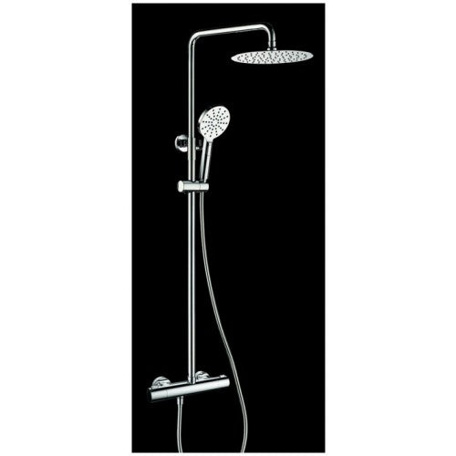 Citylux Fusion TMV2 Approved Round Shower System
