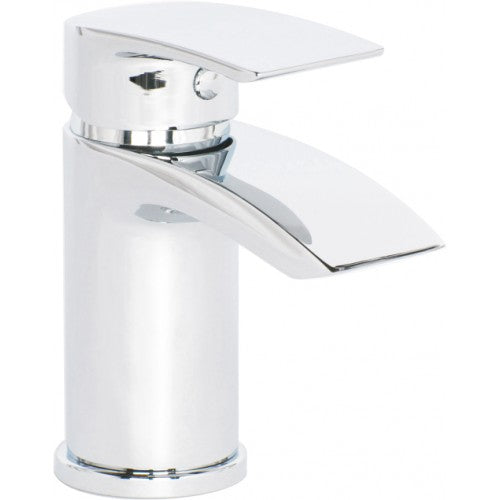 Alliance Coll mono basin mixer and push waste
