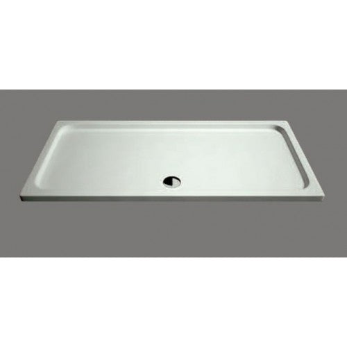 Citylux Low Profile Rectangular Tray and Waste 1700mm X 900mm